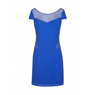 Robe estivale bleue